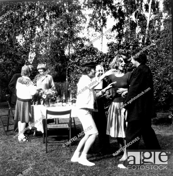 Imagen: Timm Thaler oder Das verkaufte Lachen, ZDF Fernsehserie, Deutschland 1979, Regie: Sigi Rothemund, Darsteller: Marlies Engel, Thomas Tommy Ohrner.