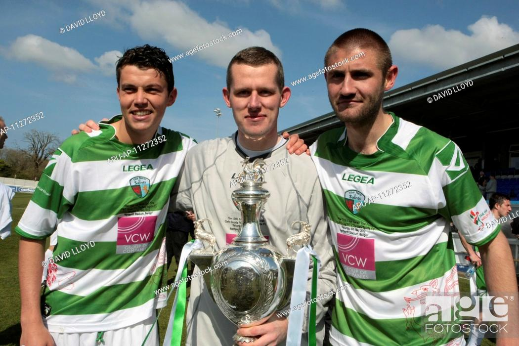 421f10c6 2012 Welsh Football Cup Final Druids v New Saints May 5th. 05.05 ...