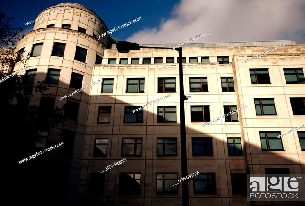 Stock Photo: Building, London, UK.