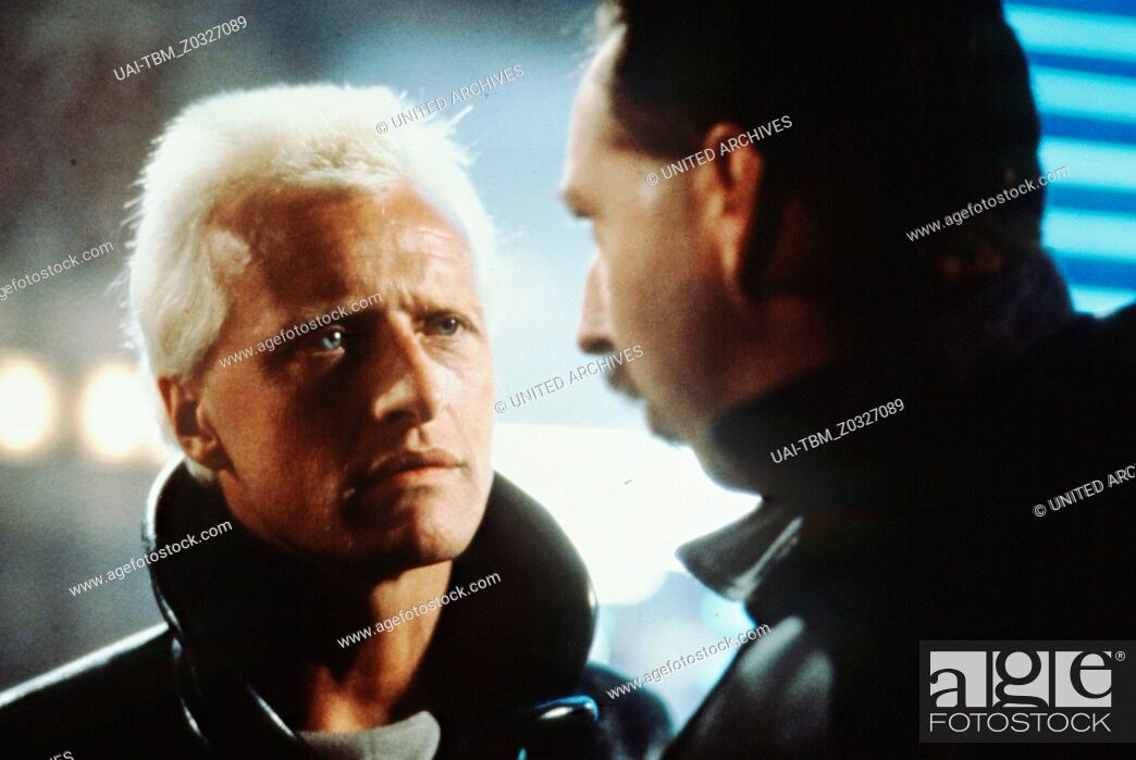 Stock Photo: Blade Runner / Rutger Hauer / Blade Runner (Director's Cut).