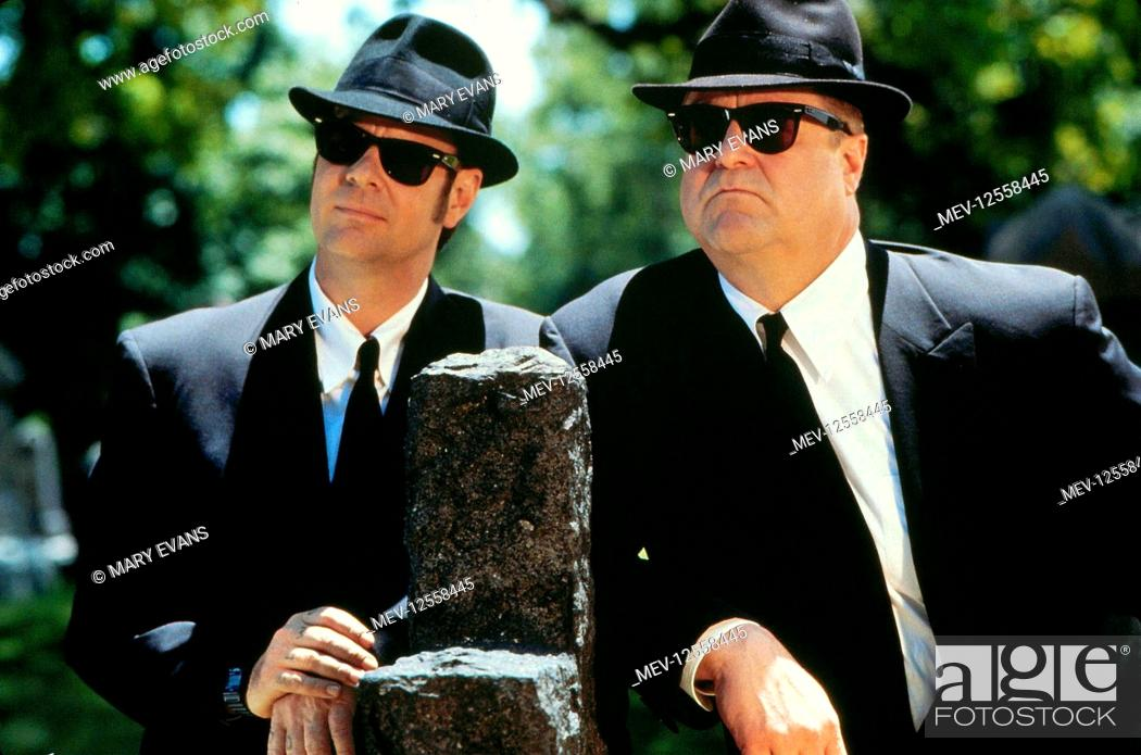 Dan Aykroyd John Goodman Characters Elwood Blues Mighty Mack Mcteer Film Blues Brothers 2000 Stock Photo Picture And Rights Managed Image Pic Mev 12558445 Agefotostock