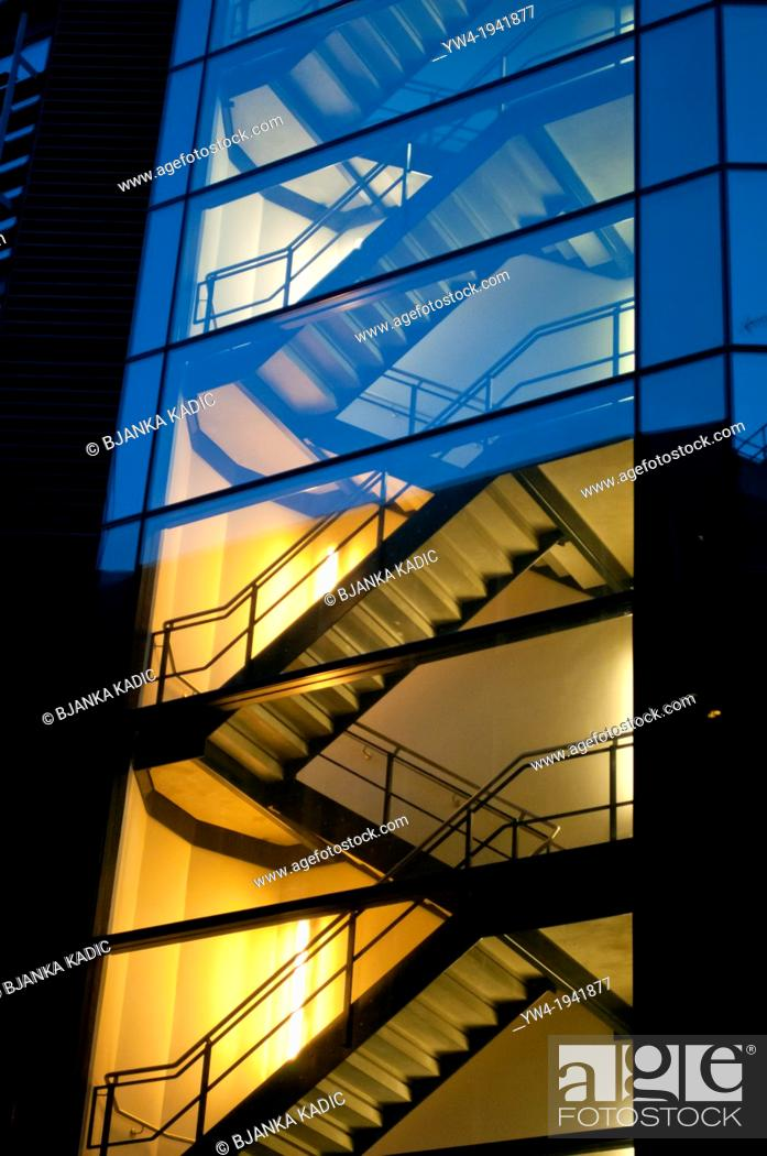 Stock Photo: New Street Square architecture, new shopping, office and residential centre in the City of London, EC4, UK.