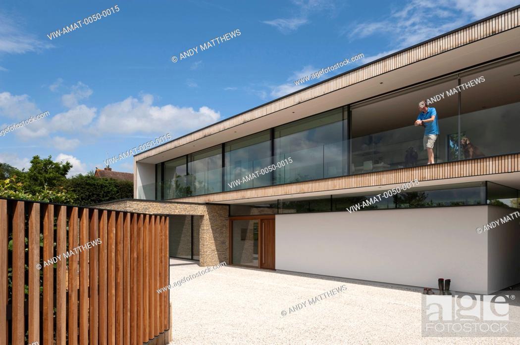 Hurst House, Bourne End, United Kingdom  Architect: John