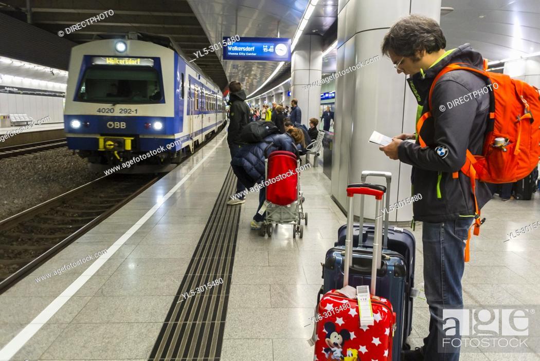 Stock Photo: transit, interior, urban, transport, subway, transportation, train, inside, railway, lifestyle, underground.