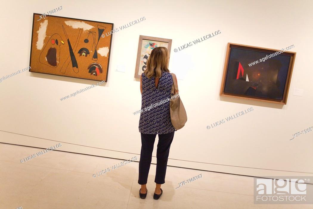 Imagen: Carmen Thyssen Museum, Malaga, Andalucia, Spain.