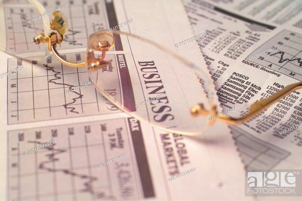 Stock Photo: business, eyeglasses, glasses, general mechandise, object.