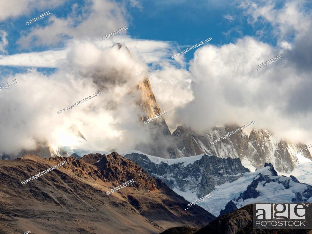 Imagen: Patagonia Argentina Mt Fitz Roy.