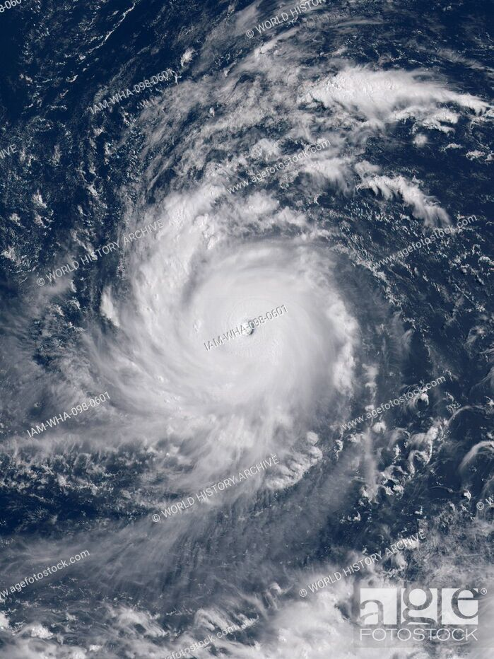 Stock Photo: Typhoon Soudelor, known in the Philippines as Typhoon Hanna, was the second most intense tropical cyclone worldwide in 2015 as well as the strongest tropical.