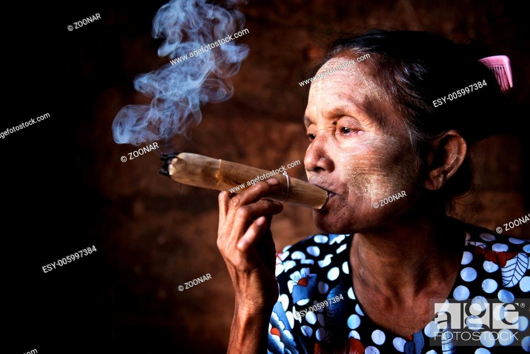 Woman old asian Asian Woman
