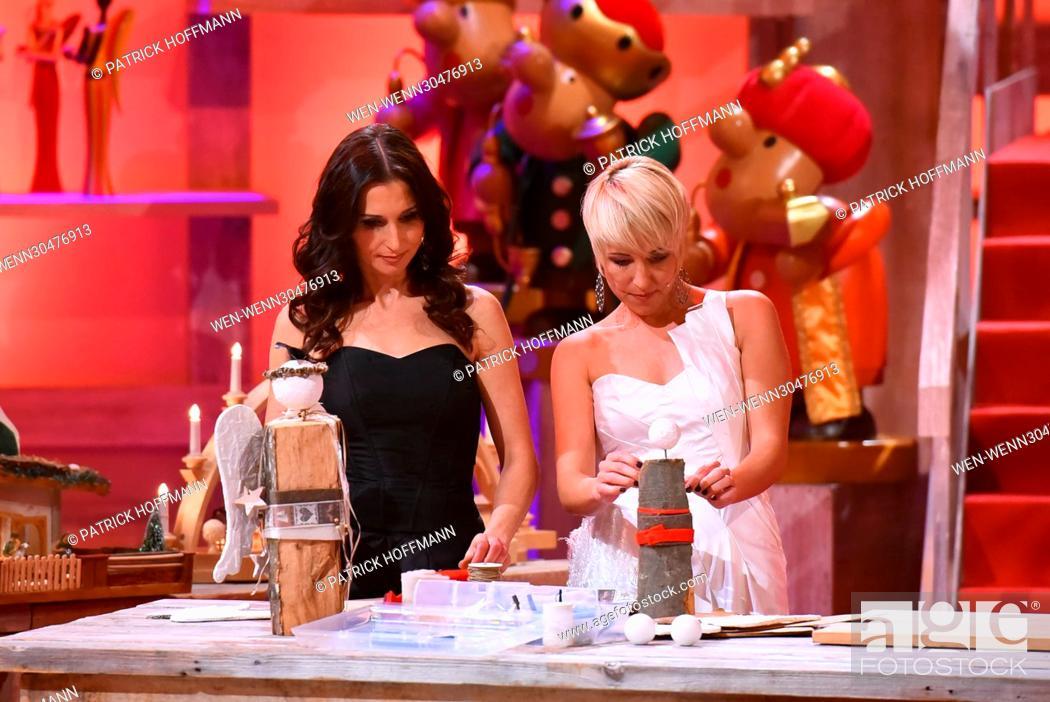 Party Weihnachtslieder.Recording Of Mdr Tv Show Stefanie Hertel Die Grosse Show Der