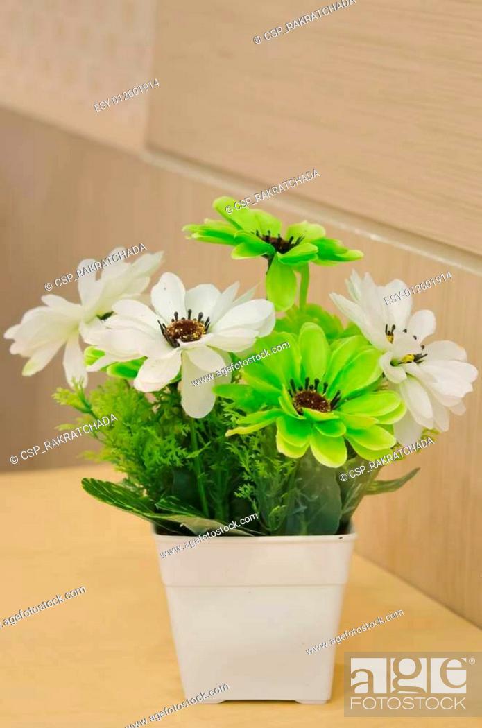 Stock Photo: flowers.