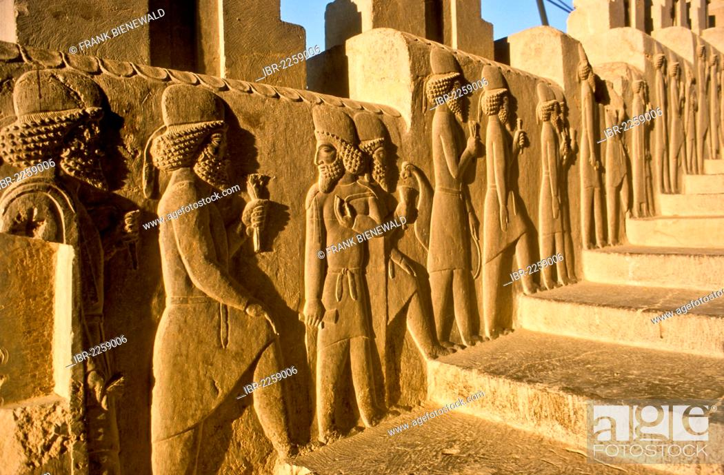 The Remains Of The Sehdar Palace Persepolis Shiraz Iran Asia Stock Photo Picture And Rights Managed Image Pic Ibr 2259006 Agefotostock