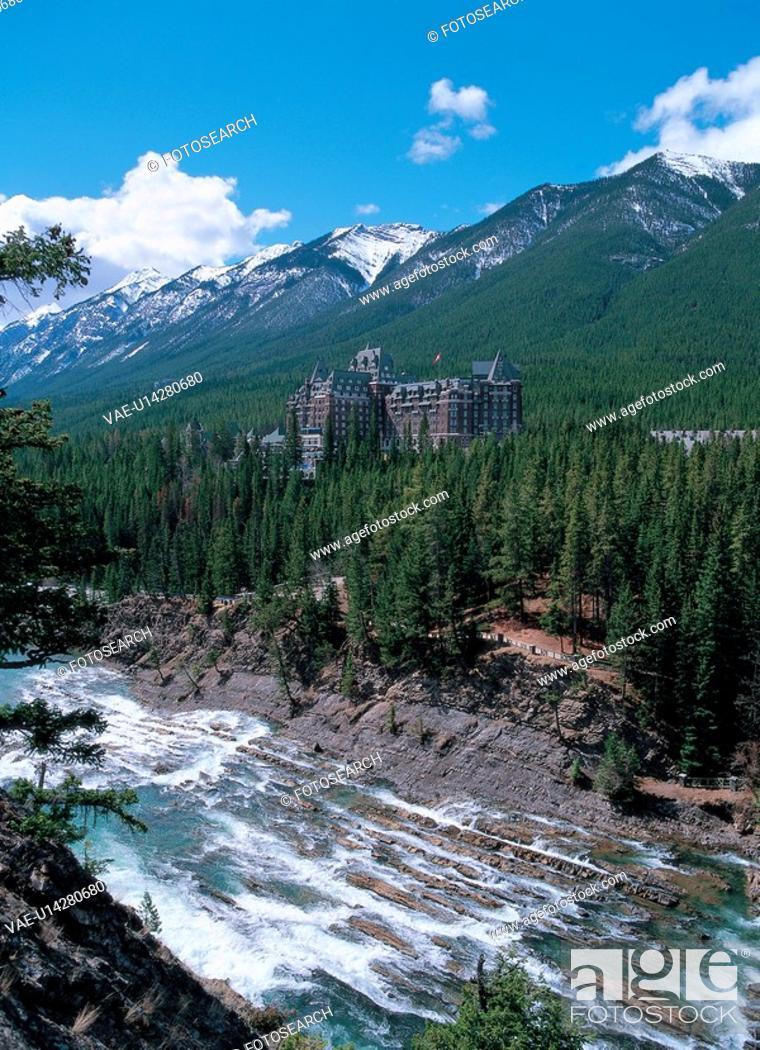 Stock Photo: forest, scenery, scenic, mountain, landscape, tree, nature.