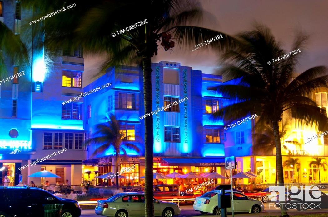 Imagen: park central Hotel, south beach Miami, Florida, USA.