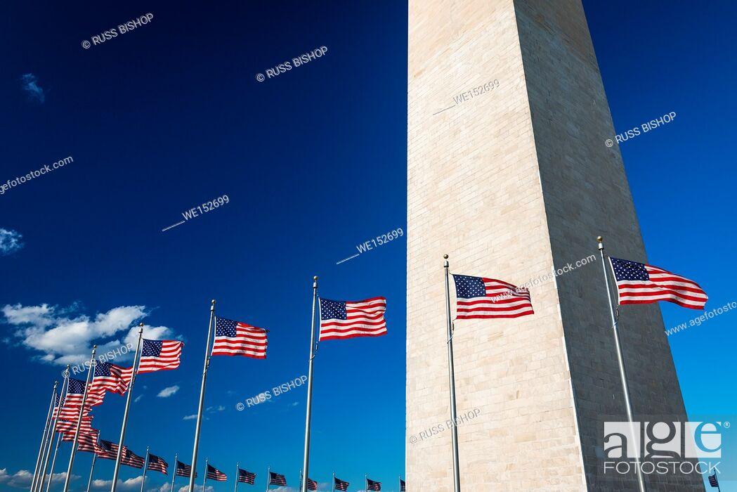 Imagen: The Washington Monument, Washington, DC USA.