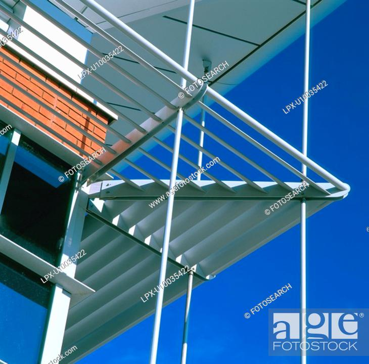 Stock Photo: Architectural Detail.
