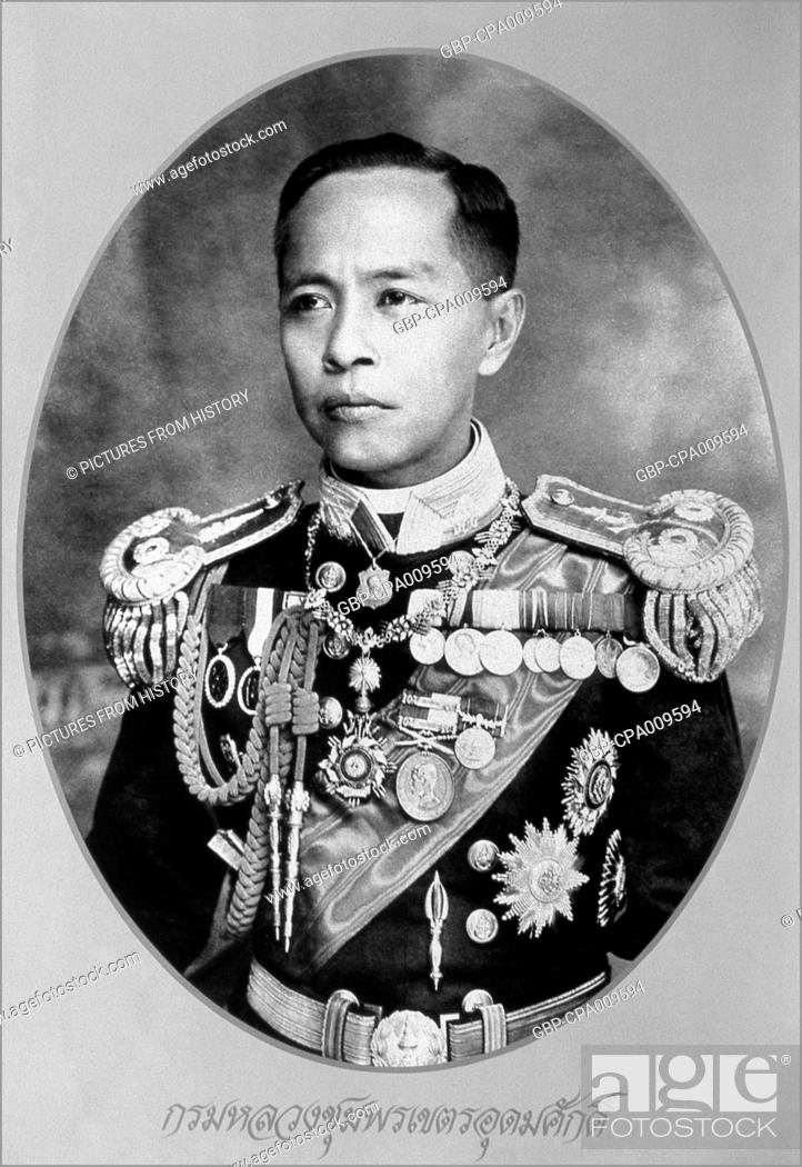 Thailand: Admiral Krom Luang Chumphon Khet Udomsak (1880