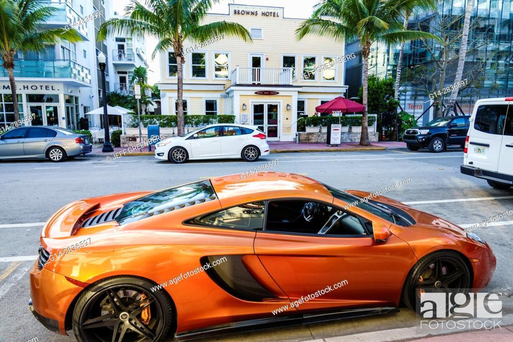 Florida Miami Beach South Pointe