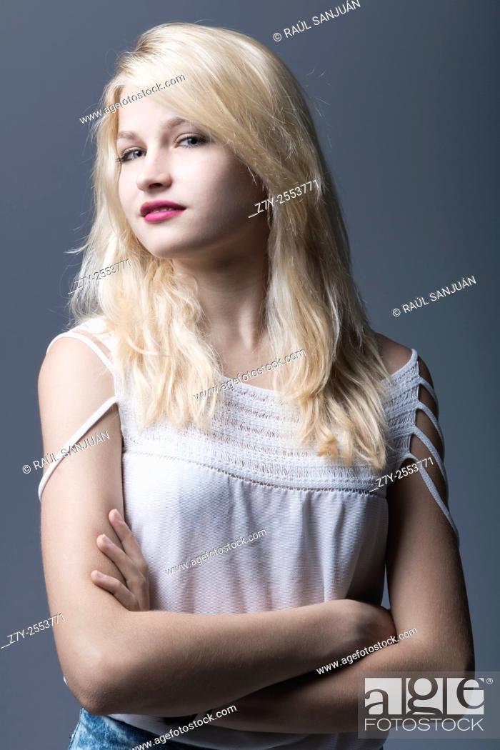 Model picture russian teen