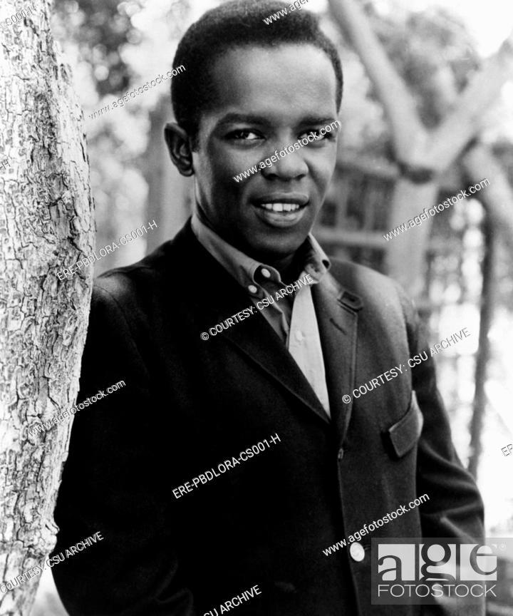 Stock Photo: Lou Rawls 1933-2006, circa 1965. CSU Archives/Courtesy Everett Collection.