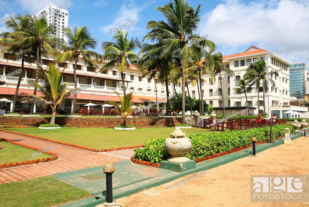 Imagen: The Galle Face Hotel, Colombo, Sri Lanka.