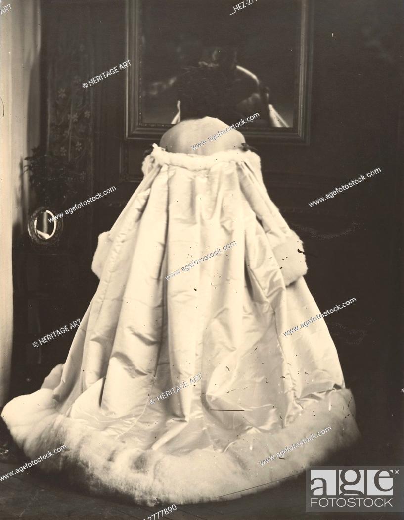 Stock Photo: [The Opera Ball], 1861-67, printed 1895-1910. Creator: Pierre-Louis Pierson.