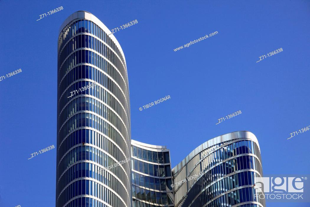 Stock Photo: United Arab Emirates, Abu Dhabi, Investment Authority,.