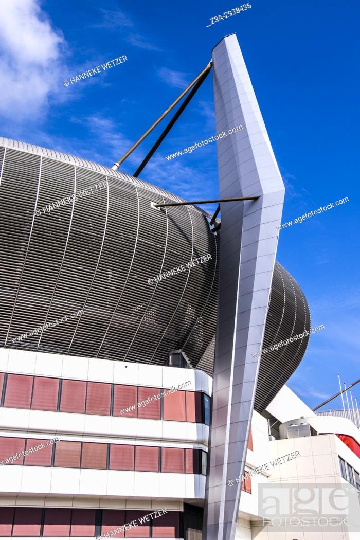 Stock Photo: Philips Stadion, Eindhoven, The Netherlands, Europe.