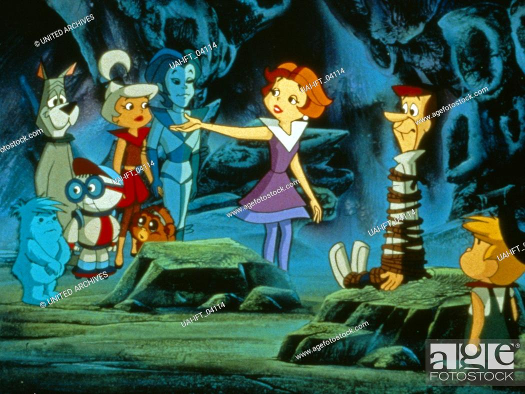 Jetsons: The Movie, USA 1990, aka: Jetsons - Der Film, Produktion ...