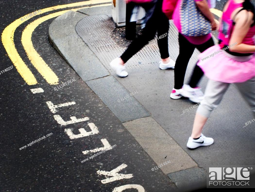 Stock Photo: London. England. UK.