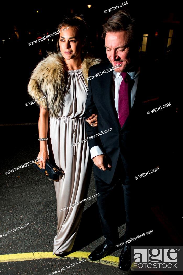 Stock Photo - Amanda Wakeley 25th Anniversary Party at Harry s Bar - Arrivals  Featuring  Simon Le Bon aee8ffa02