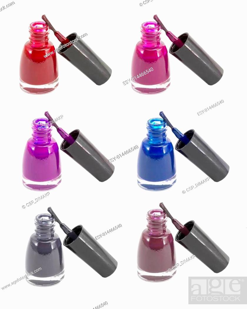 Imagen: nail polish.