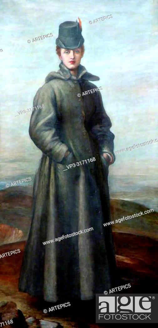 Stock Photo: Watts George Frederick - the Ulster.