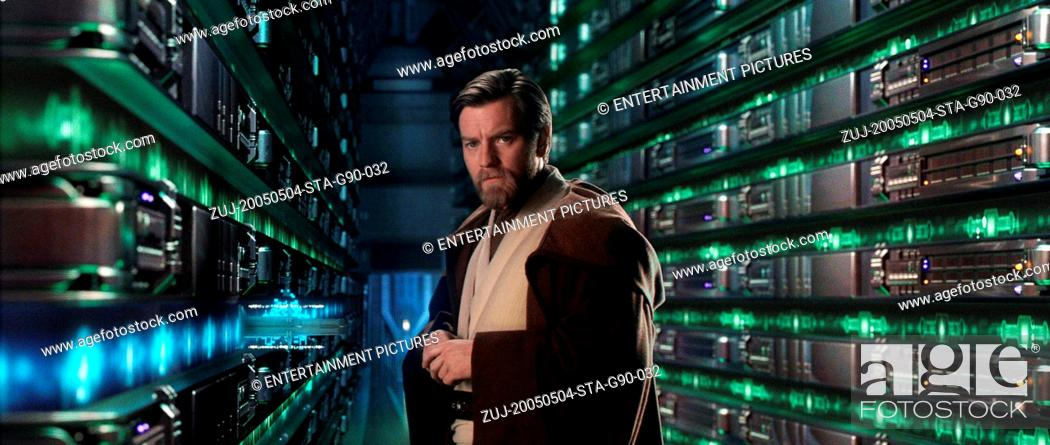 Stock Photo: RELEASE DATE: May 19, 2005. MOVIE TITLE: Star Wars: Revenge of the Sith. STUDIO: Lucasfilm. PLOT: After three years of fighting in the Clone Wars.