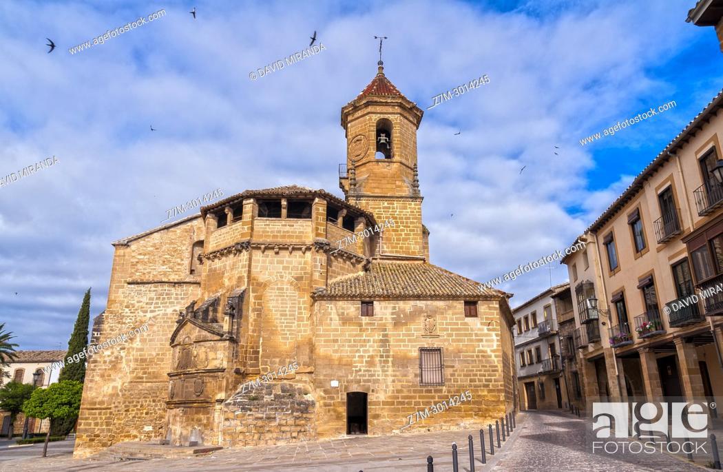 Imagen: Iglesia de San Pablo. Ubeda. Jaen Province. Andalusia. Spain.