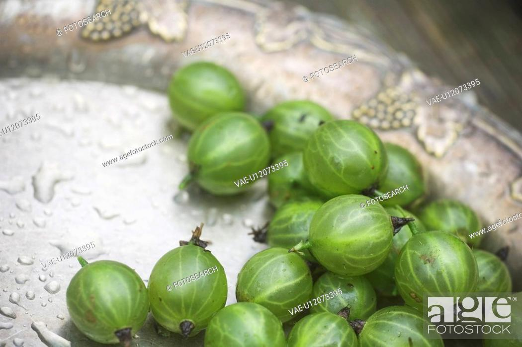 Stock Photo: Drupes, Edible, Food And Drink, Food Crop, Fresh.