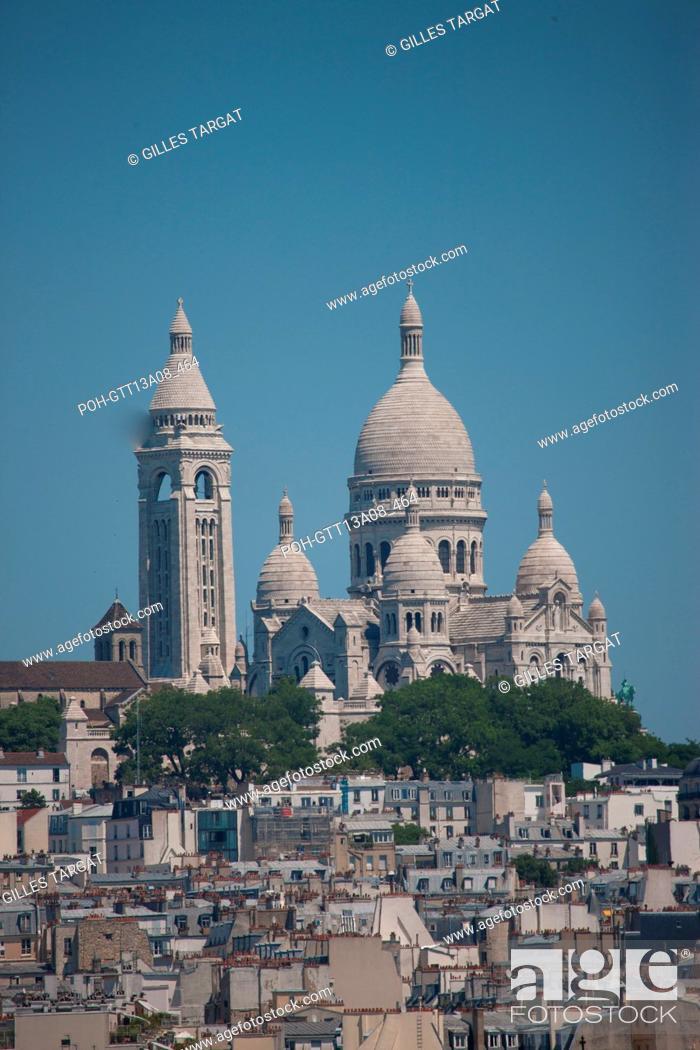 France Region Ile De France Paris 18e Arrondissement