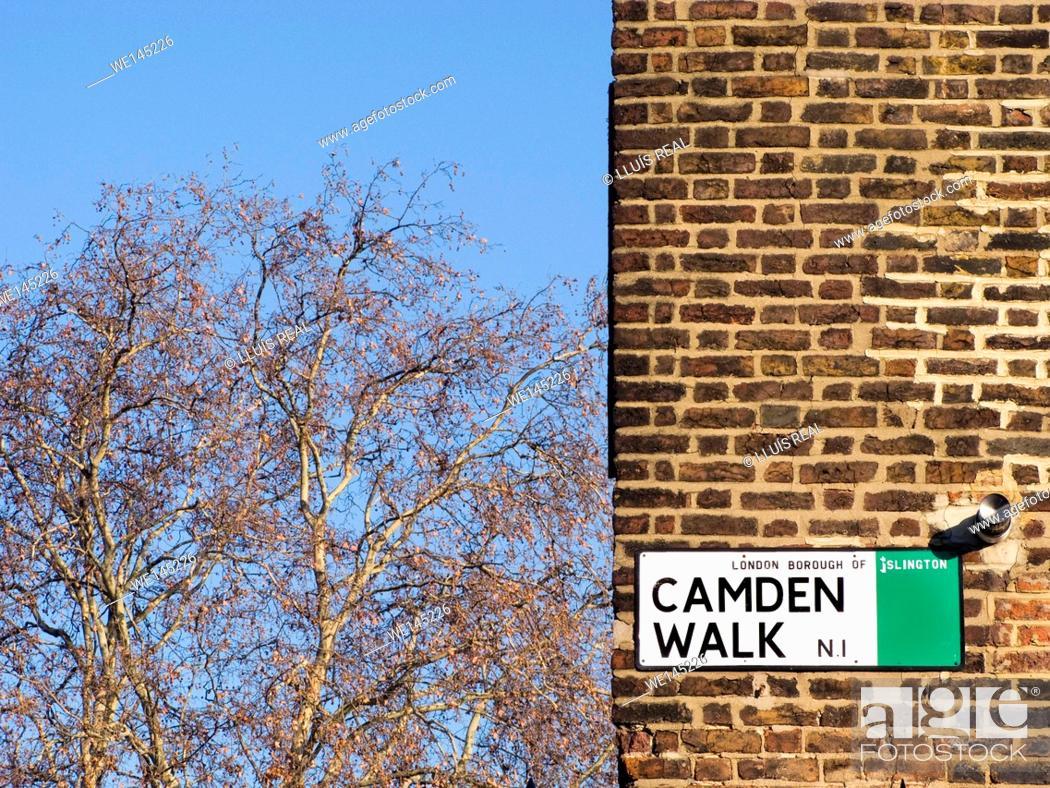 Stock Photo: London, England.