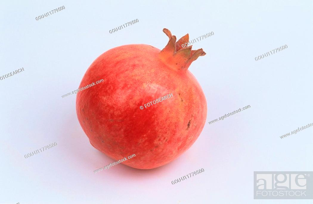 Stock Photo: Red Fruit.
