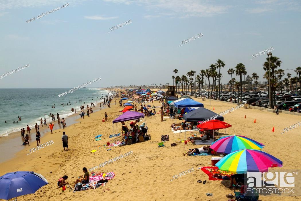 Balboa Pier Beach Peninsula