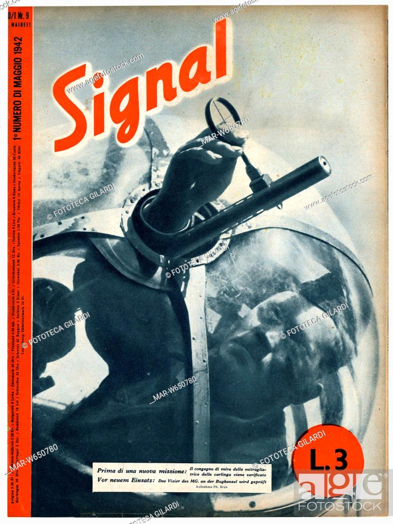 Seconda Guerra Mondiale Italia Germania Stock Photos And