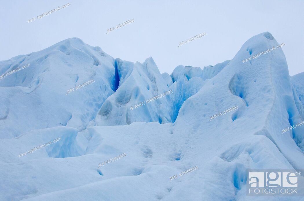 Imagen: Perito Moreno Glacier, Argentina.