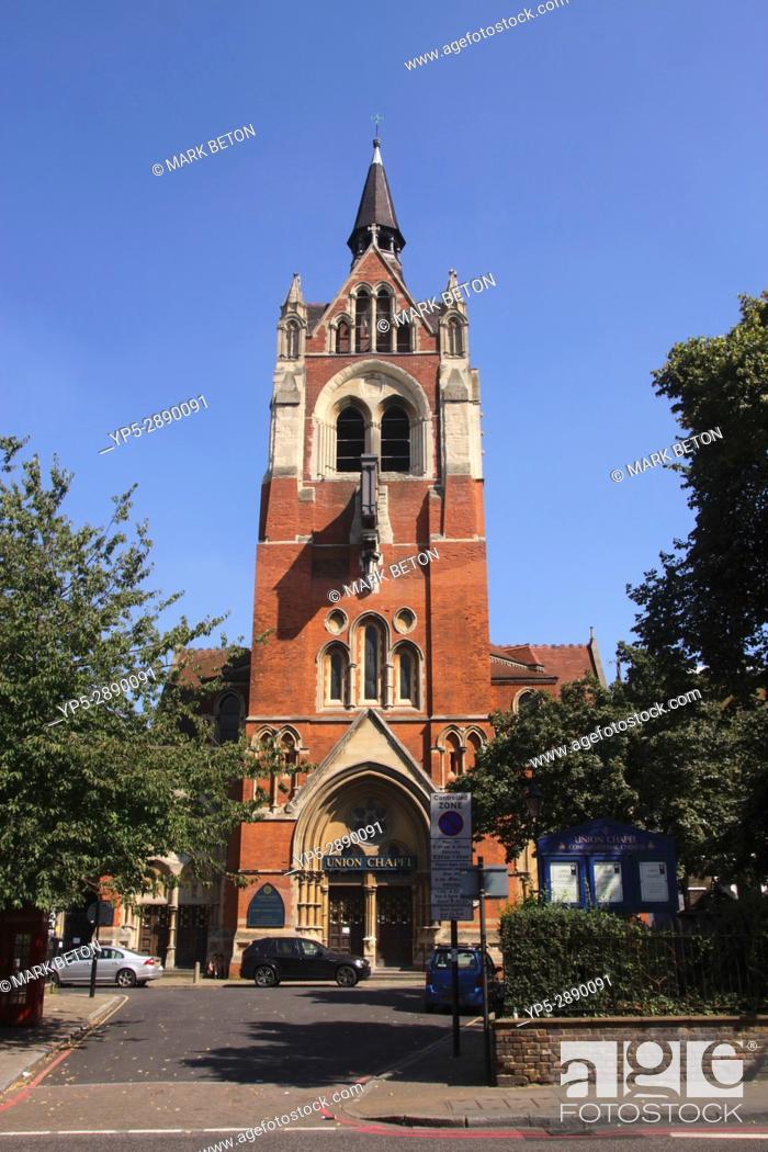 Imagen: Union Chapel Islington London.