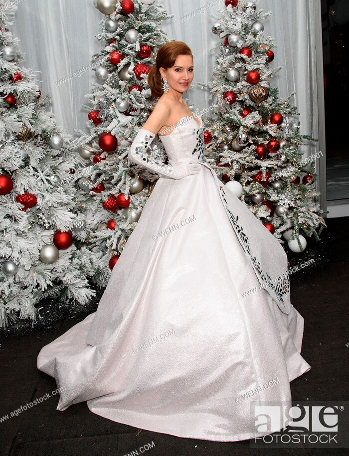 Imagen: 2017 NYBG Winter Wonderland Ball Featuring: Jean Shafiroff Where: New York City, New York, United States When: 16 Dec 2017 Credit: WENN.com.