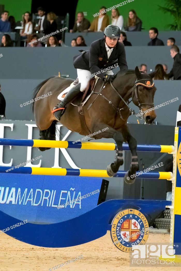 Stock Photo: Madrid Horse Week 2015 at IFEMA Featuring: Madrid Horse Week Where: Madrid, Spain When: 26 Nov 2015 Credit: Oscar Gonzalez/WENN.com.