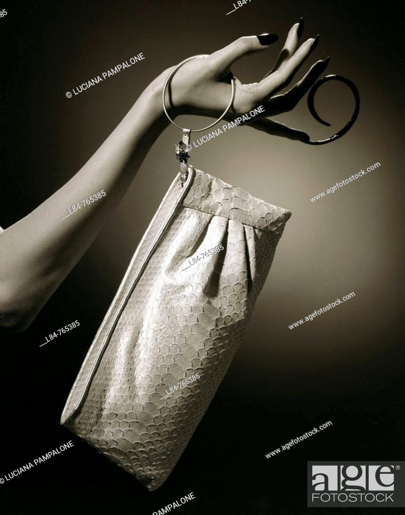 Stock Photo: Handbag.