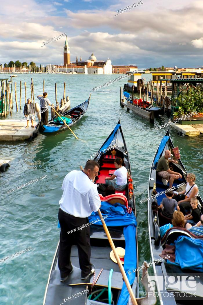 Stock Photo: Venice, Italy.