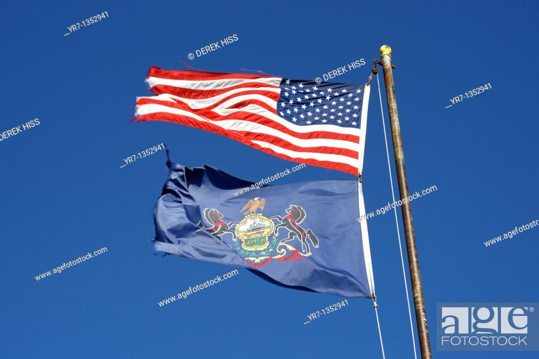 Stock Photo: Virtue, Liberty and Independence.