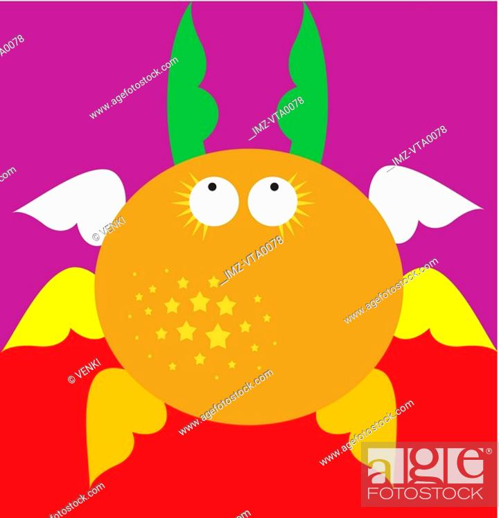 Stock Photo: The Cancer crab.