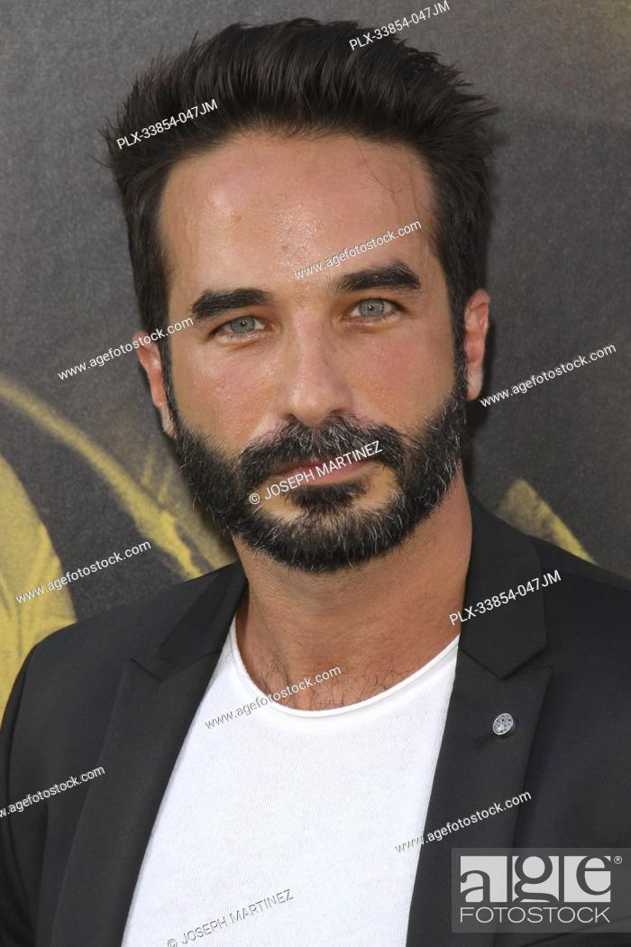 "Stock Photo: Guido Massri at Warner Bros. Pictures' """"The Kitchen"""" Premiere held at the TCL Chinese Theatre, Los Angeles, CA, August 5, 2019."